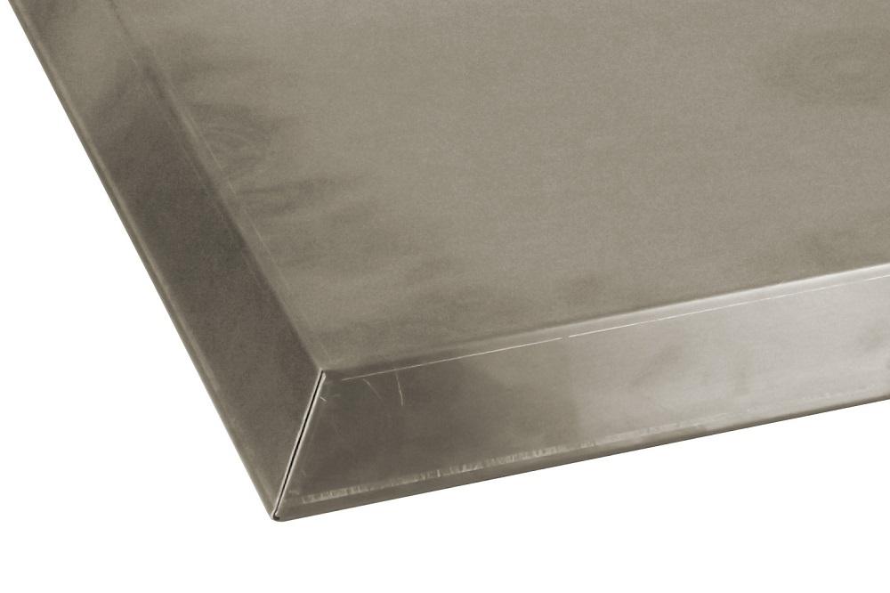 Außendeckel Liebig aus Aluminium