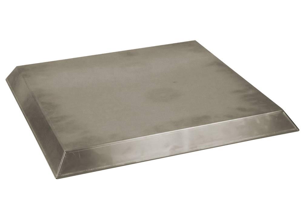 Außendeckel Dadant für Innendeckel aus Aluminium