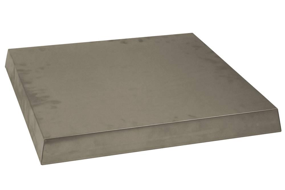 Außendeckel Dadant für Stülpdeckel aus Aluminium